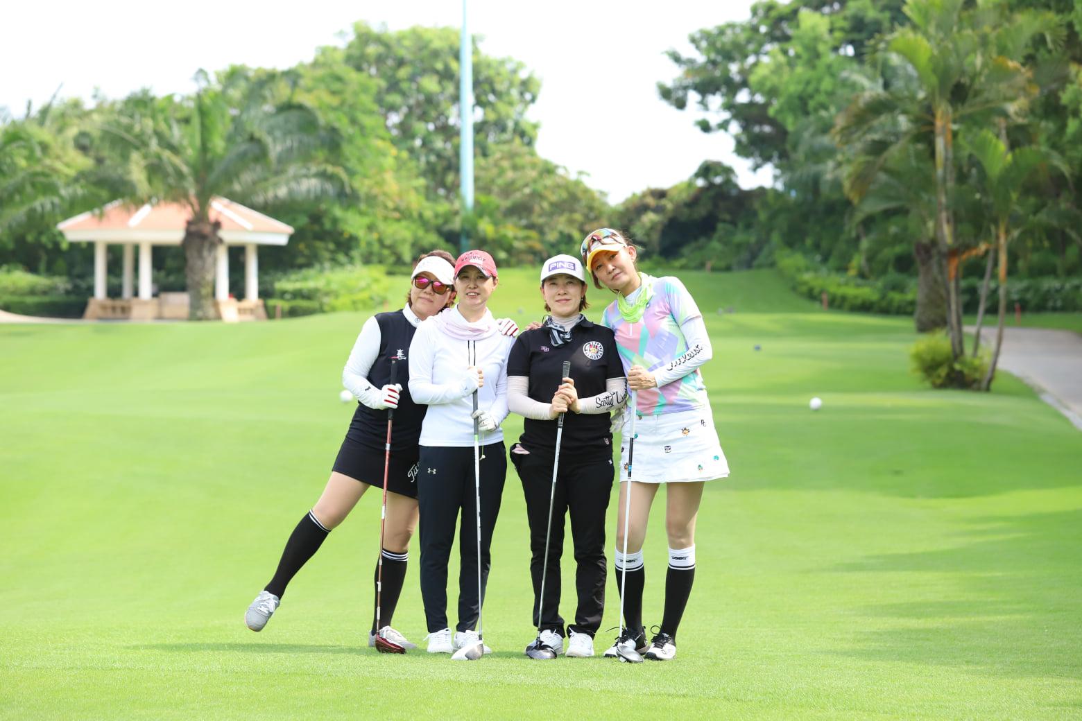 Sân golf Tân Sơn Nhất có mức giá vừa phải. Hình: Sưu tầm