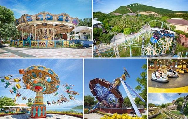 Vinpearl là lựa chọn yêu thích của nhiều du khách mỗi khi đến Đà Nẵng