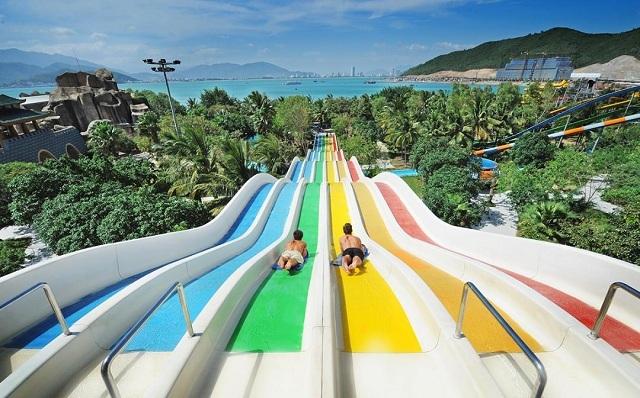 Du khách có thể vui chơi thỏa mái và tận hưởng kỳ nghỉ dưỡng