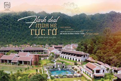 Đắm mình giữa kiến trúc hoàng tộc tại Legacy Yen Tu – MGallery