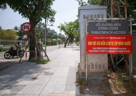 Đà Nẵng mở lại dịch vụ ăn uống, tắm biển
