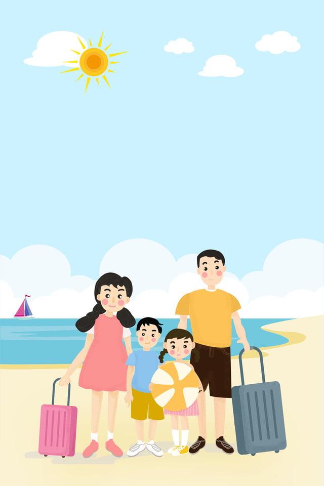 Lên kế hoạch du lịch cùng gia đình - Nguồn ảnh: Internet