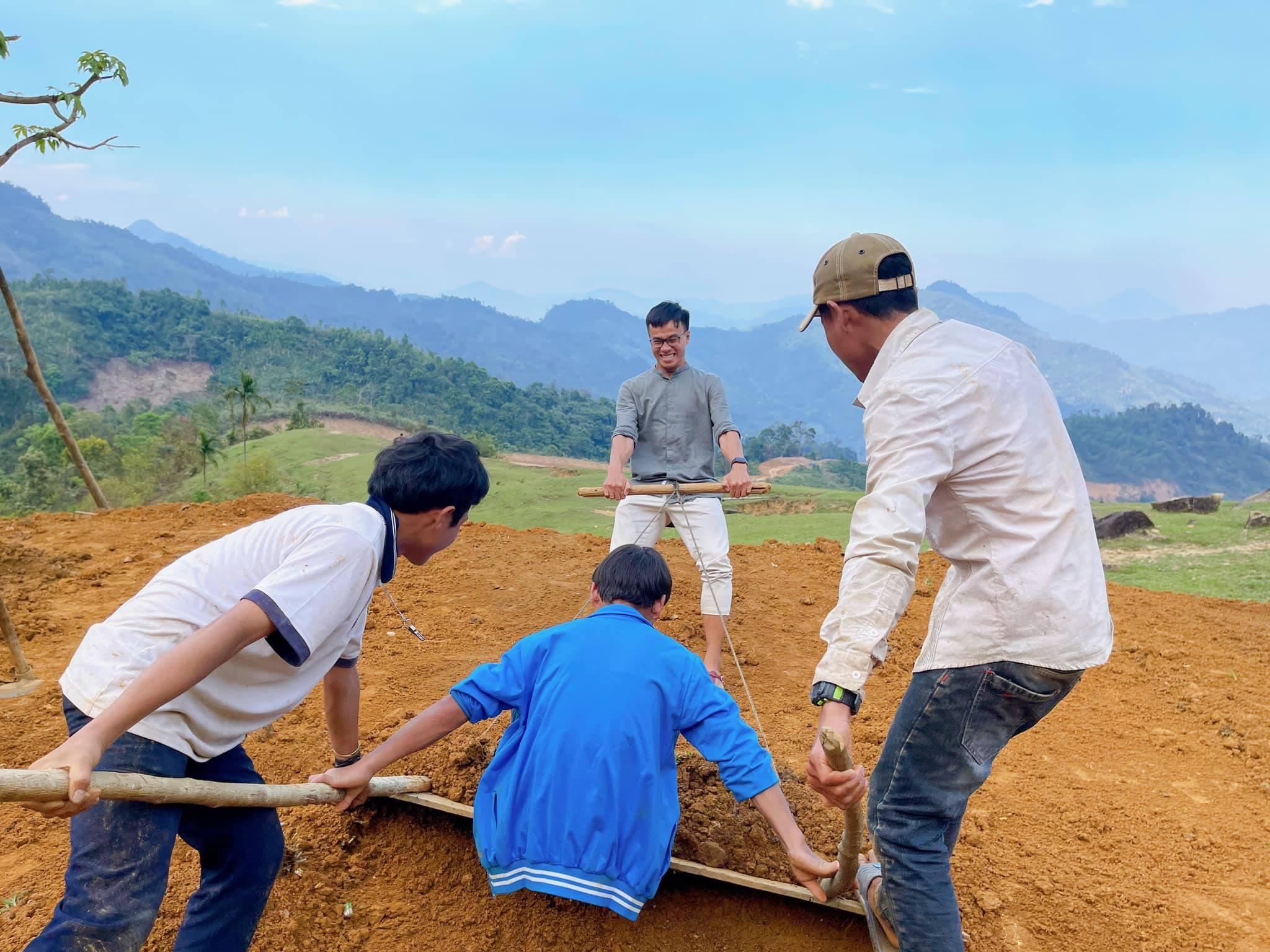 Du lịch tình nguyện góp phần phát triển kinh tế, nâng cao ý thức bảo vệ môi trường, giữ gìn giá trị tự nhiên, văn hóa của địa phương. Hình: Sưu tầm