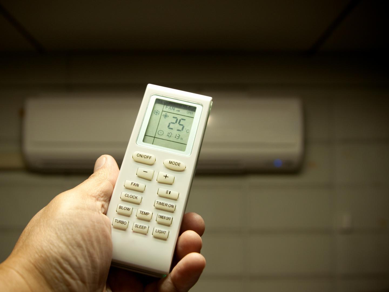Giữ nhiệt độ trong phòng luôn trên 25 độ. Hình: Sưu tầm