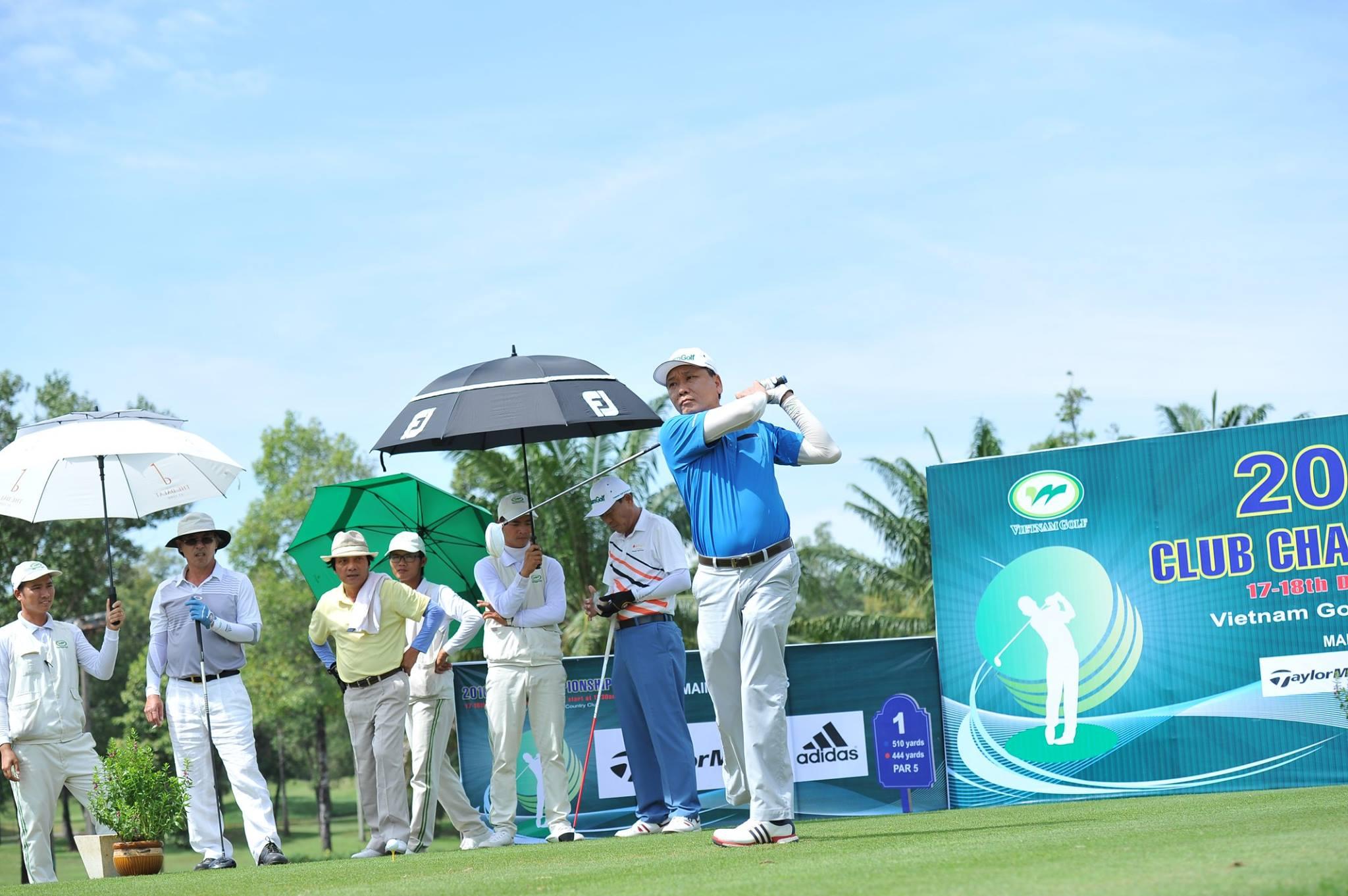 Sân golf đem đến nhiều thử thách cho người chơi. Hình: Sưu tầm