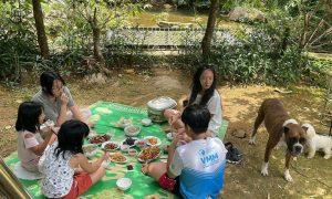 Người Hà Nội lên Mộc Châu nghỉ dài trốn dịch