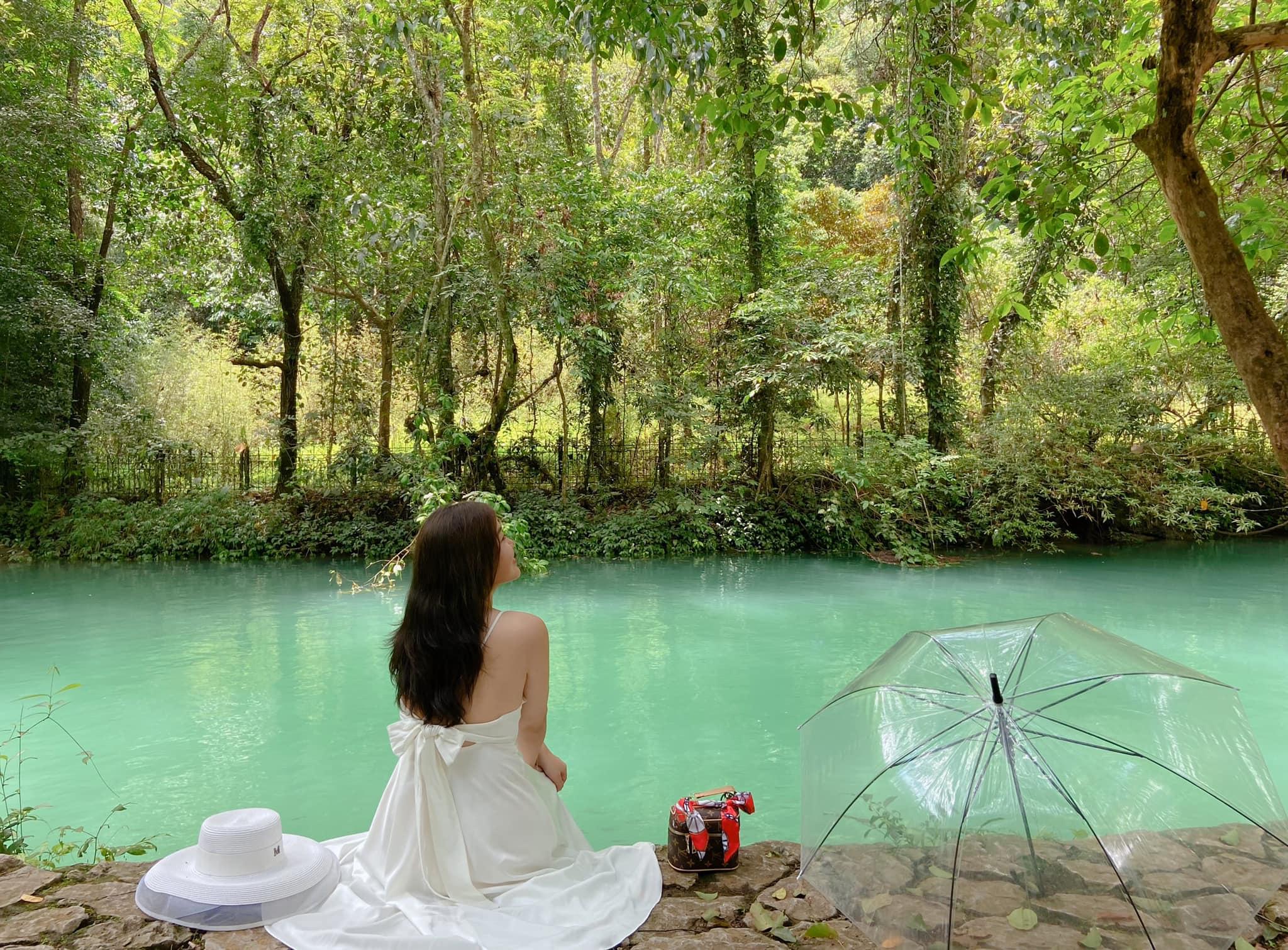 Suối Lê Nin. Hình: Nguyễn Chung