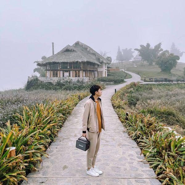 Topas Ecolodge Sapa. Hình: Bùi Quang Thụy