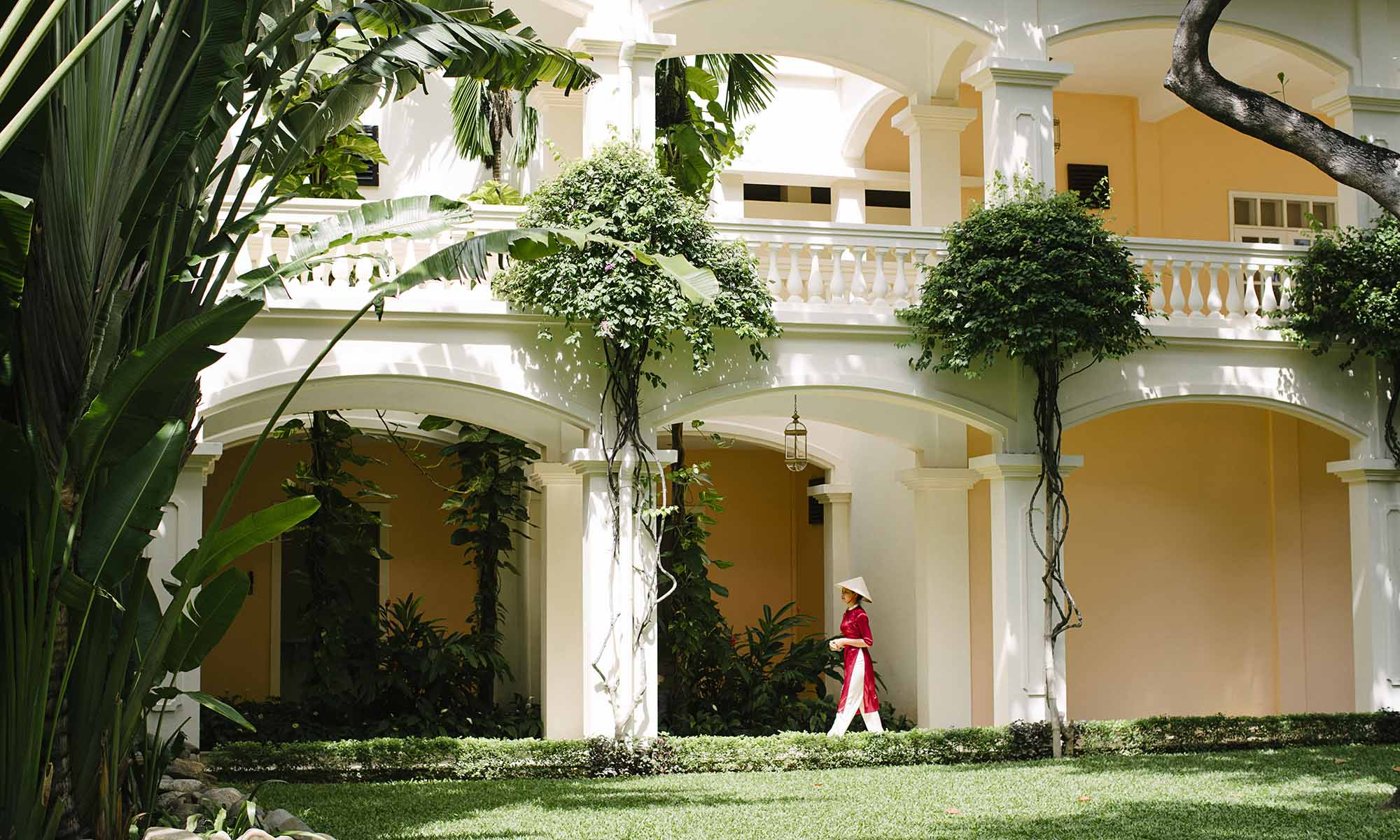 Anantara Hội An Resort. Hình: Sưu tầm