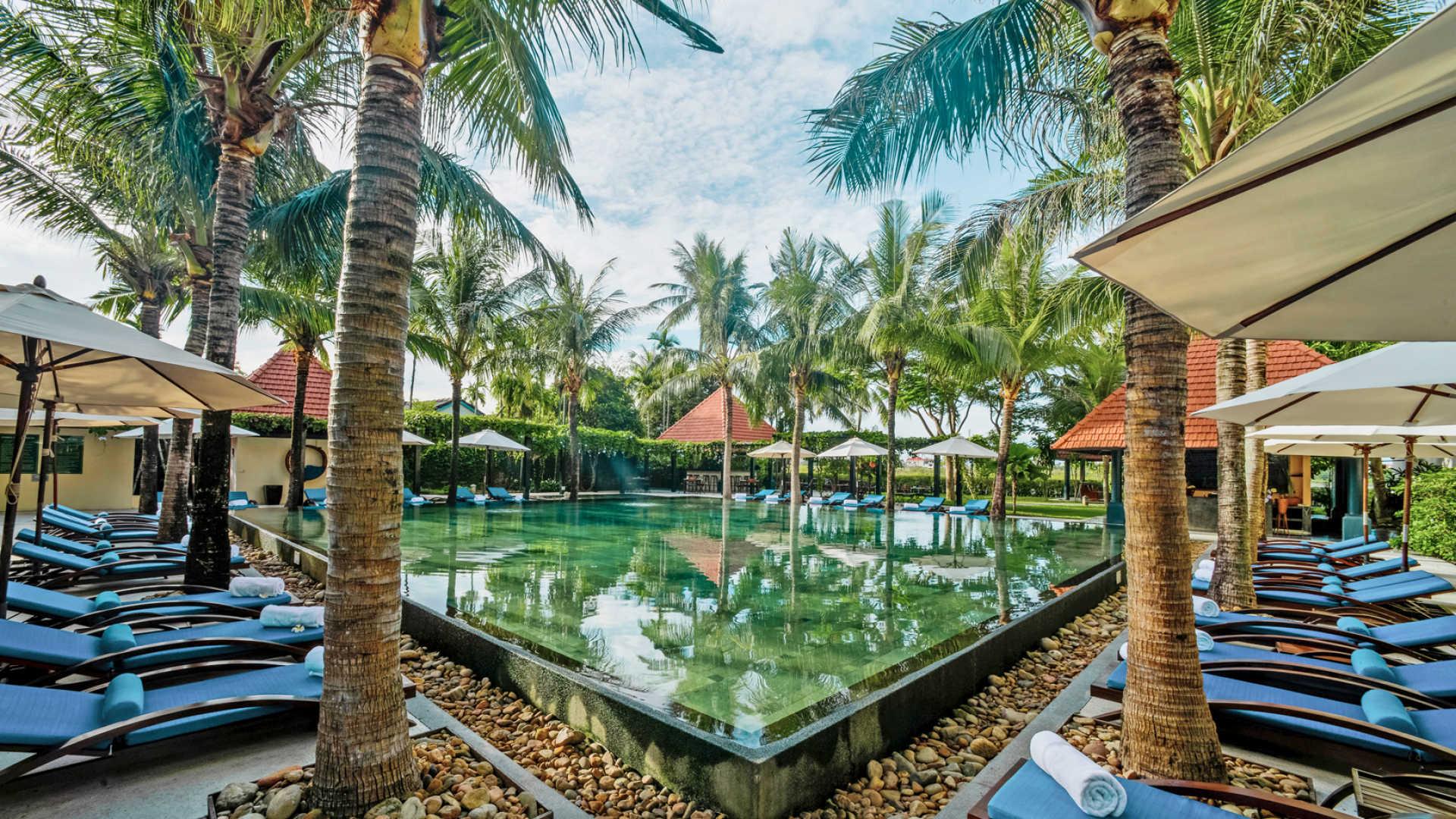 Resort phản ánh đậm nét văn hóa của Hội An. Hình: Sưu tầm