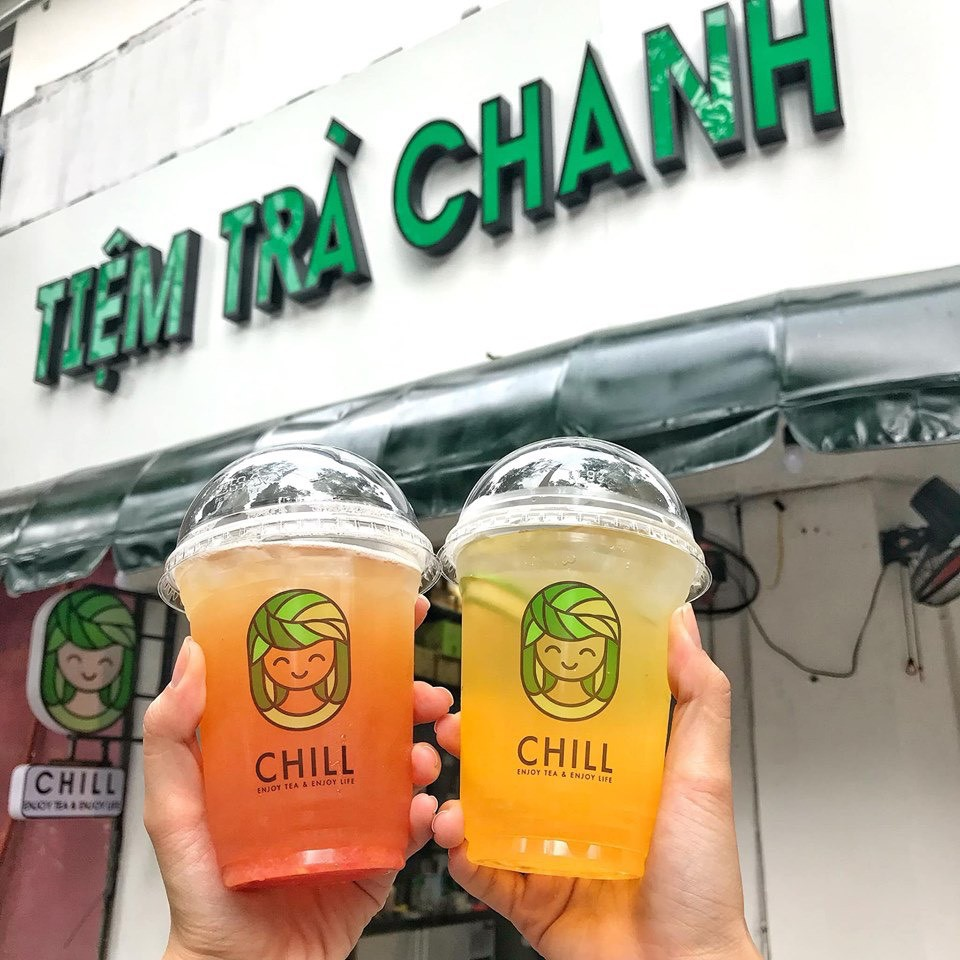 Trào lưu trà chanh ở Hà Nội vẫn chưa hạ nhiệt. Hình: Sưu tầm