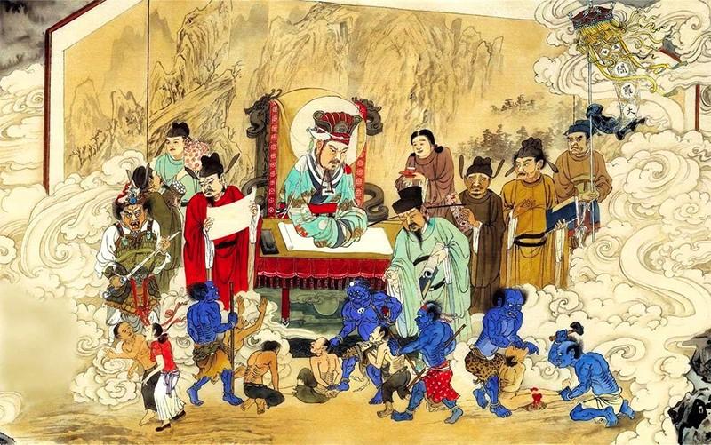 Tháng cô hồn bắt nguồn từ tín ngưỡng Đạo giáo Trung Hoa