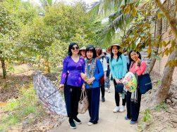 Du lịch nông thôn sẽ là chủ lực phục hồi du lịch Việt Nam