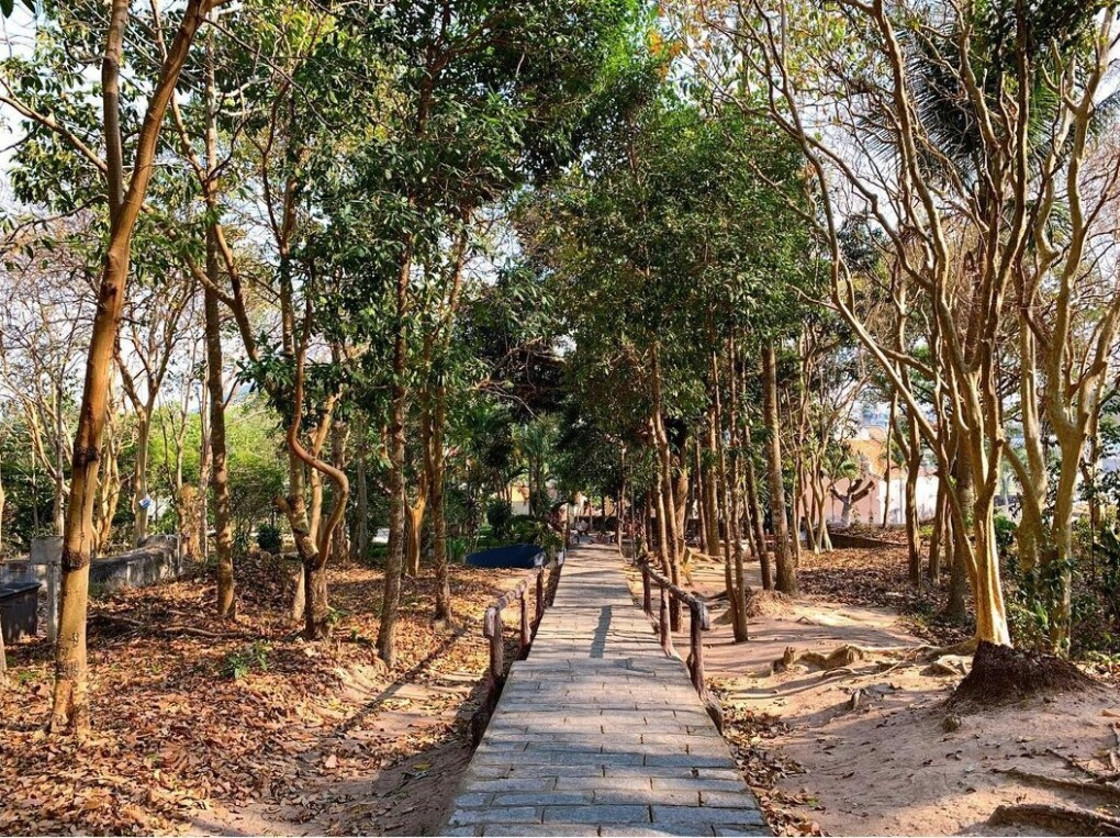 Núi Bình San – điểm đến nổi tiếng ở Kiên Giang